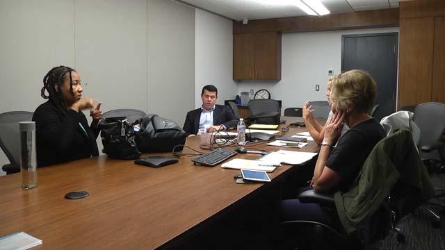 City Councilors met on Monday, September 10