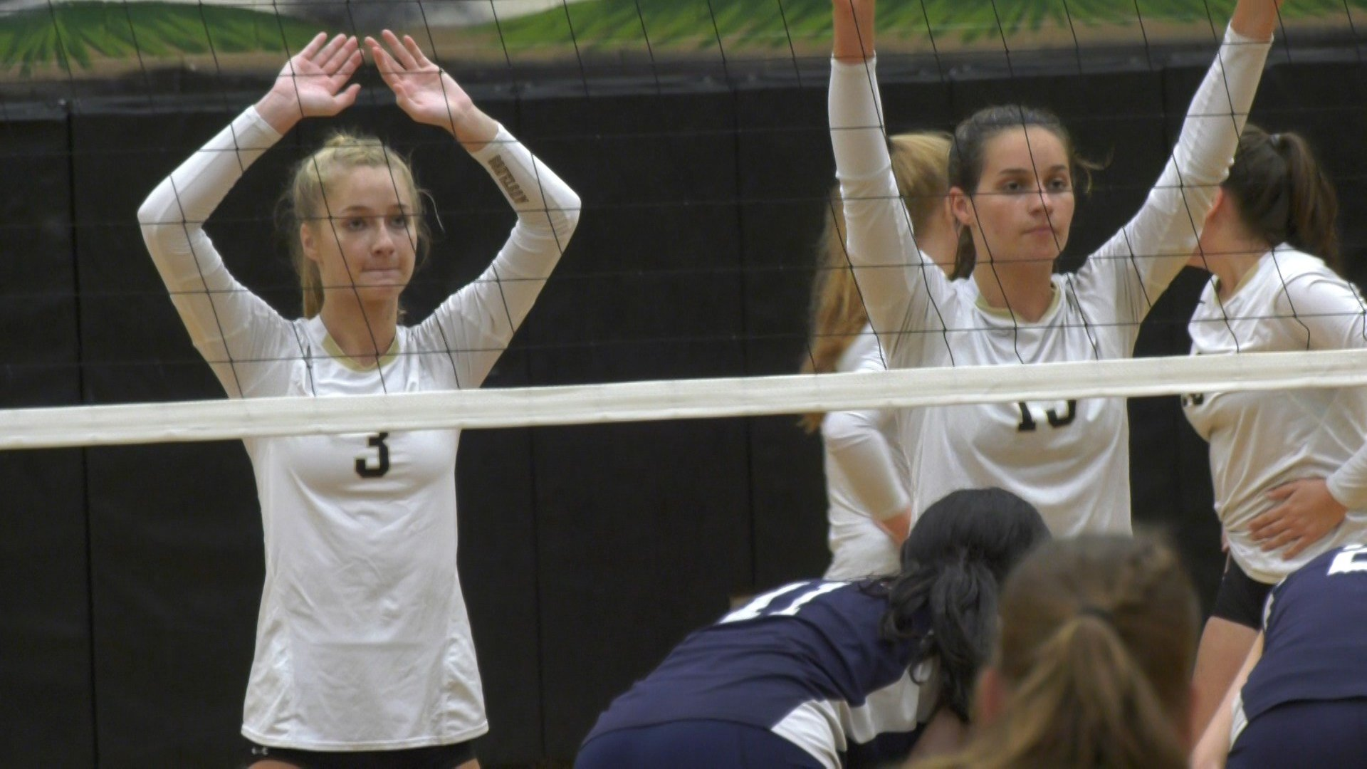 Monticello volleyball lost to Albemarle 3-1