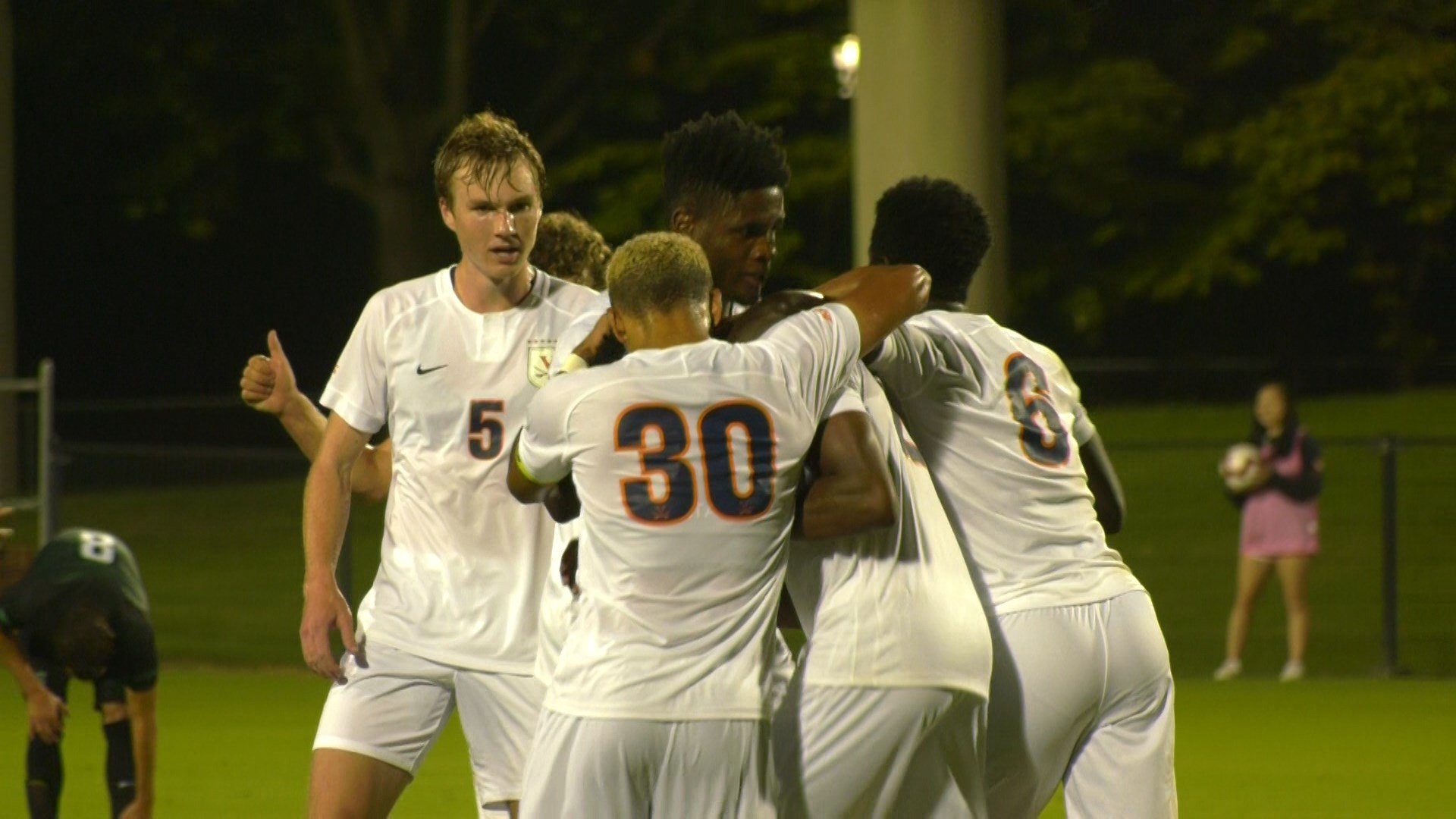 No. 19 Virginia had their third shutout of the season after a 1-0 victory over Marshall at Klöckner Stadium.