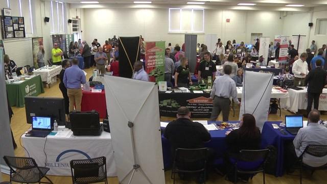 Veteran and Community Job Fair at Carver Rec