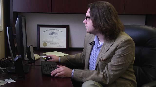 Greene County Commonwealth's Attorney Matthew Hardin