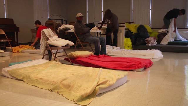 PACEM is making sure everyone has a place to stay when the hurricane arrives