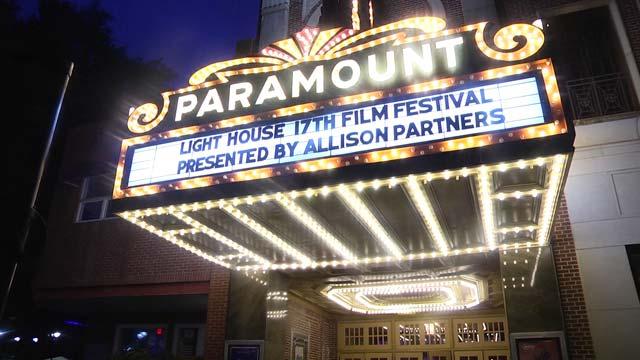 The festival showed off student films on Sept. 14