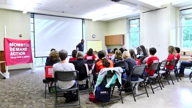 Moms Demand Action meeting
