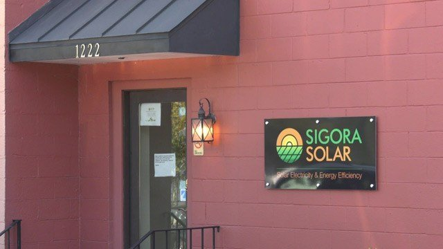 Sigora Solar is asking for donations for hurricane victims.