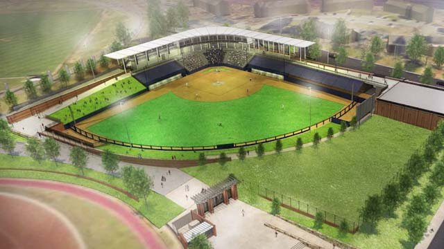 A new softball field is in the works at UVA