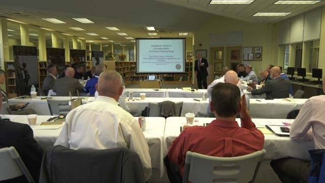 People from across the country attended the New Heads Workshop College Prep Conference in Waynesboro