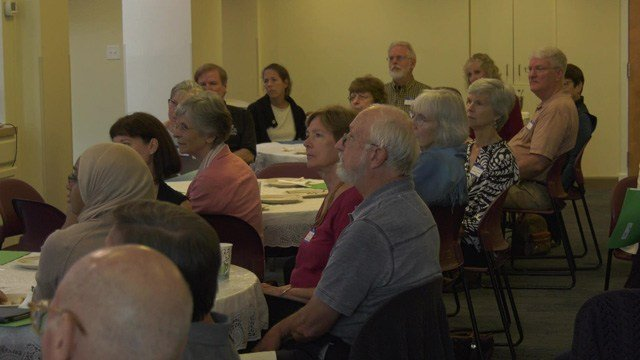 Habitat said Friday was the largest gathering for the annual breakfast.