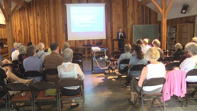 Ivy Creek Foundation discussion