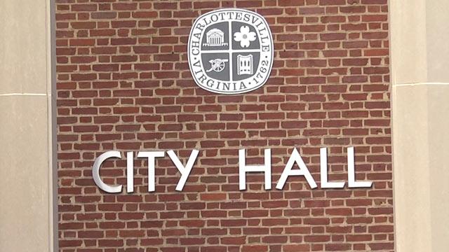 Charlottesville City Hall (FILE IMAGE)