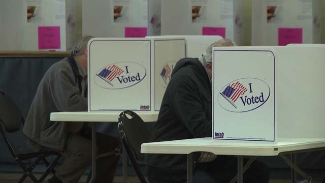 Albemarle County made changes to some of its precincts