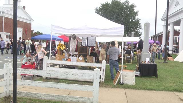 Stanardsville's first-ever Oktoberfest