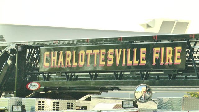 Charlottesville Fire Week kicks off this week.