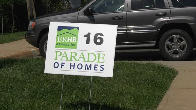 The Parade of Homes kicked off in central Virginia this weekend.