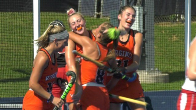 The victory snaps a three-game losing streak for UVa