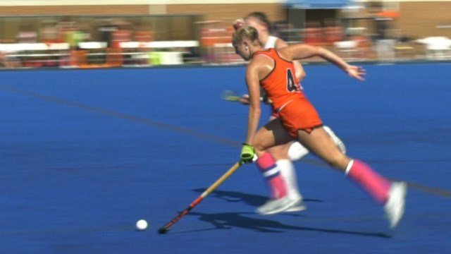 Greta Ell scored the game-winner with about 10 minutes remaining in the match
