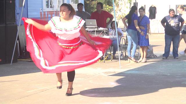 The annual Sabroso Festival celebrated Hispanic culture on Sunday.