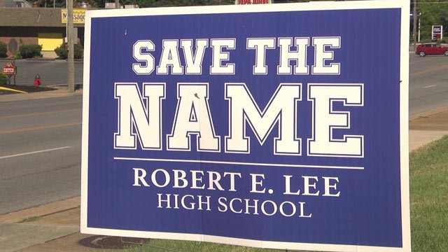 Some residents are against changing the name.
