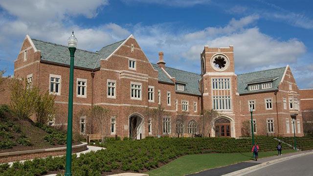 University of Richmond (Photo courtesy richmond.edu)