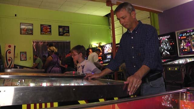 Paul's Pinball Palace is now called Decades Arcade