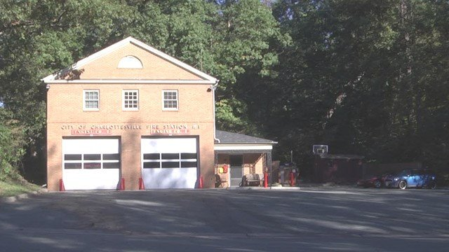 Fire Station #1 in Charlottesville