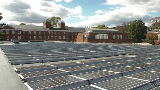 UVA Reports Solar Panels Save it Money, Hopes to Implement More in Future