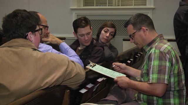 People from 26 congregations met on Oct. 30