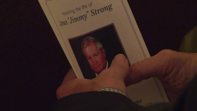 Jimmy Strong served the Barboursville Fire Company since he was 16 years old.