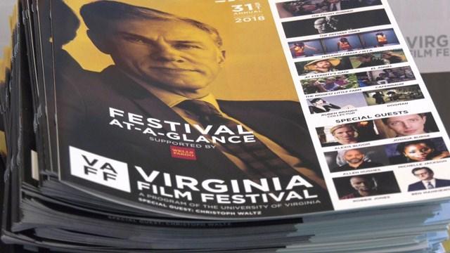 The 31st annual Virginia Film Festival kicked off on Thursday.