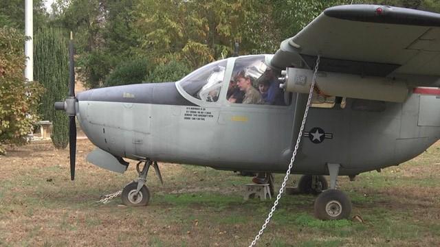 The Vietnam War Museum in Greene features an array of memorabilia.