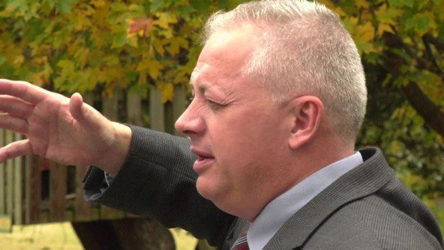 Healthcare is listed as one of Riggleman's top priorities.