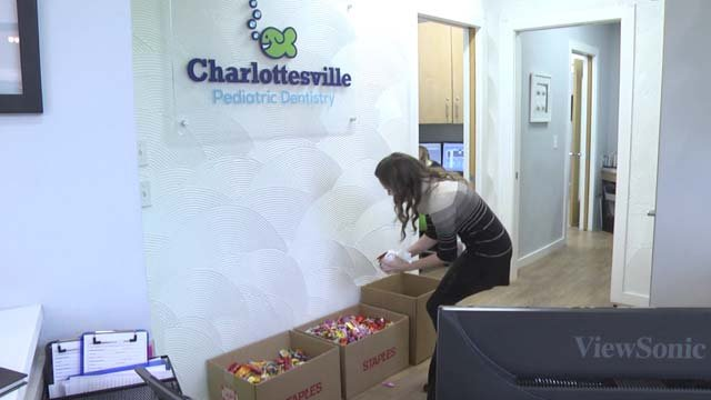 The office is accepting candy until November 7