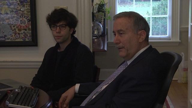 Executive Director of UVA's Center for Politics Larry Sabato.