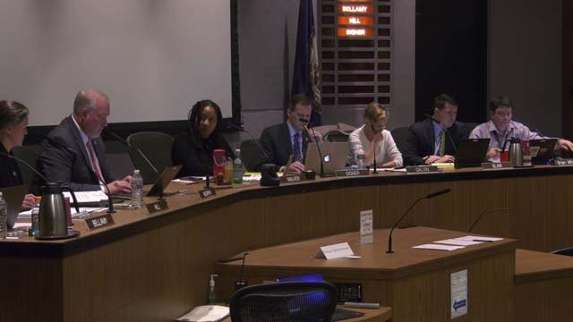 City Council heard from S. Renee Narloch on the recruitment process