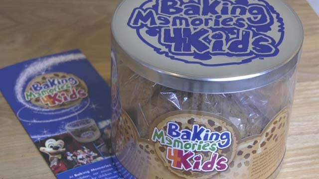 Baking Memories 4 Kids is a nonprofit out of New York