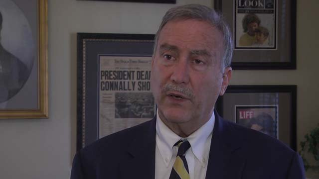 Larry Sabato, executive director of the Center for Politics
