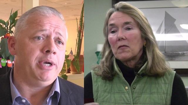 Denver Riggleman (R) and Leslie Cockburn (D) garnered the region's attention.