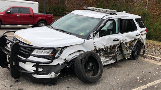 Photo courtesy Fluvanna County Sheriff's Office
