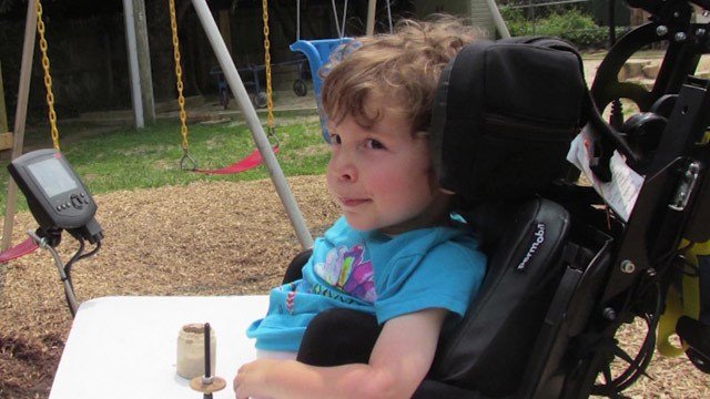 Bennett McClurken-Gibney died of spinal muscular atrophy.
