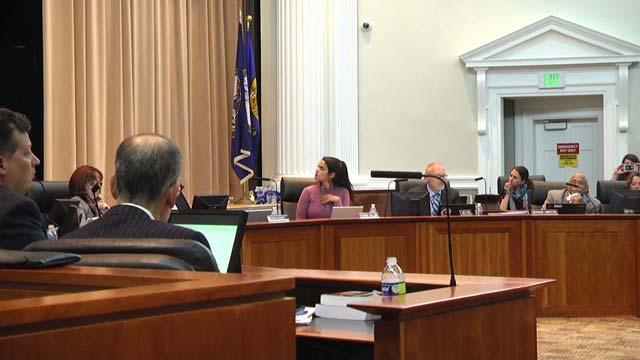 Albemarle County School Board meeting on Nov. 8
