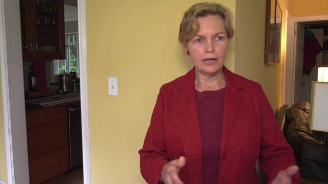 Councilwoman Kathy Galvin.