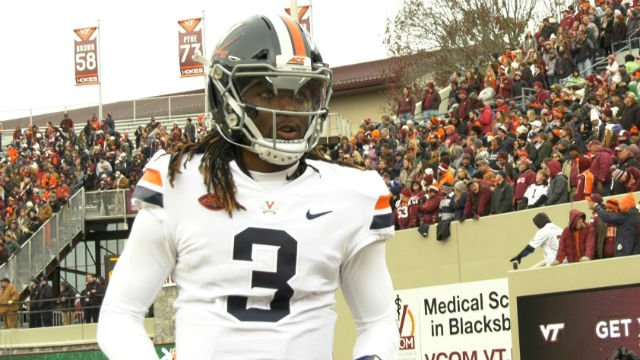 Bryce Perkins is breaking records in his first season with the Wahoos