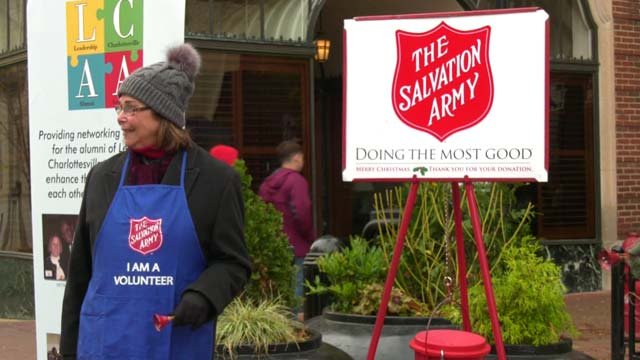 One woman has been helping raise money for 15 years