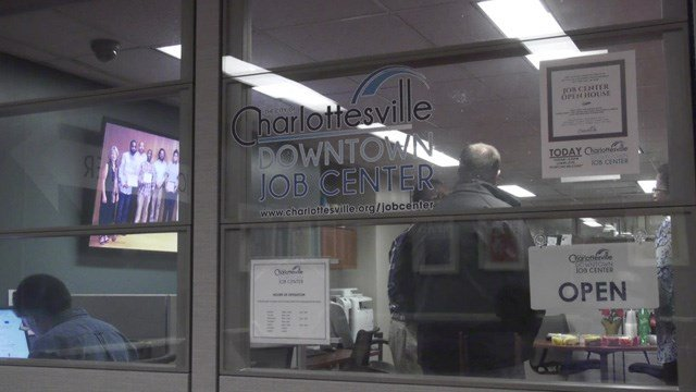 The Job Center is Charlottesville is hosting an open house on Wednesday.