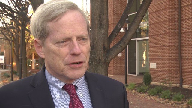 Charlottesville Defense Attorney Lloyd Snook announced he is running for City Council.
