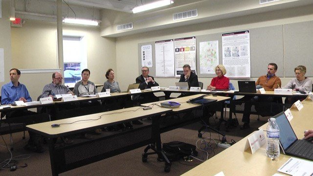 The Metropolitan Planning Organization set long-term plans priorities on Wednesday.