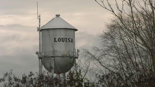 Louisa evacuated a number of people on Nov. 29