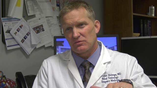 Dr. Chris Holstege