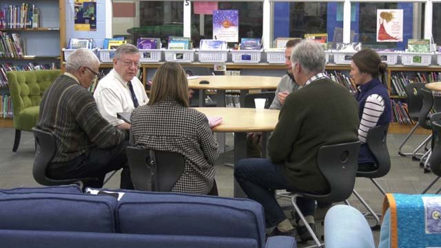 Koleszar heard from parents to get a perspective on potential issues