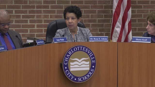 Superintendent Rosa Atkins